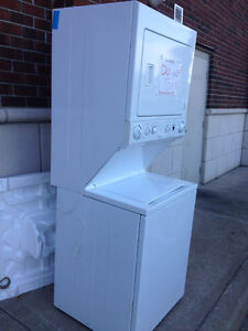 Free Stackable Frigidaire Washer Dryer