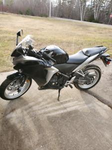 2012 CBR 250