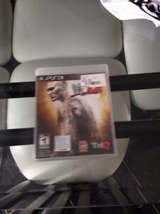 WWE12 for PS3