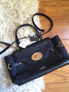 Coach Purse - Blake Flap Carryall