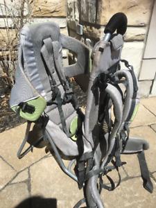 Porte-bébé sac à dos de randonnée
