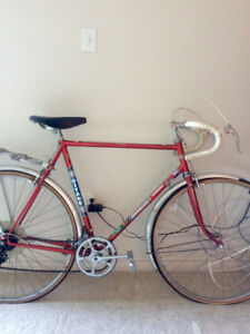 Bicycle Vintage 1969 Grand Touring Gitane