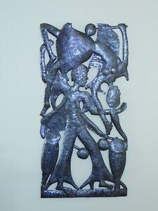 Sculpture sur cuir et sculpture sur métal Saint-Hyacinthe Québec image 2