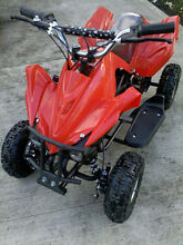 NEW*** Mini QUAD for kids, Electric 36V/500watts Fully Assembled! Cranebrook Penrith Area Preview