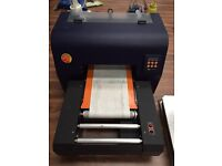 Dtg k3 direct to garment printer tshirt printing brother screen business epson