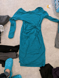 Maternity dresses and tights