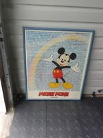 Mickey Mouse & Minnie Mouse picture