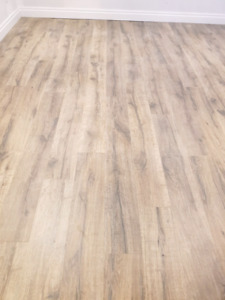Torlys Laminate Flooring ~ 2 colors available