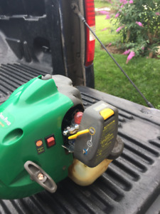 weed eater string trimmer gas