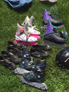 Miscellaneous Teen Blades and Cleats