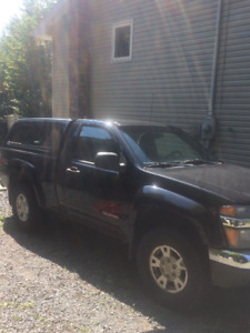 2005 Chevrolet Colorado Z71 Pickup Truck Parts or Repair