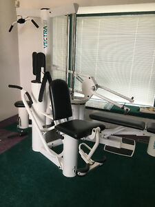 Multi-station home gym