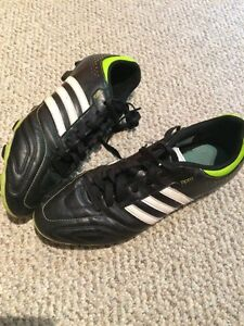 Size 8 soccer cleats