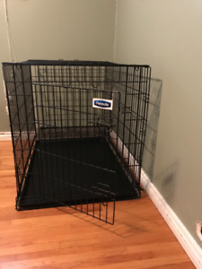 X-LARGE WIRE DOG CRATE
