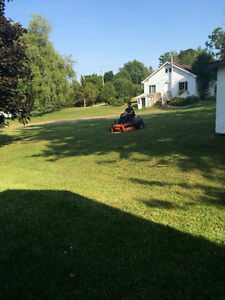 Professional lawn cutting. Small lots to several acres Cambridge Kitchener Area image 6