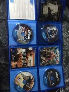 PS4 games  London Ontario image 2