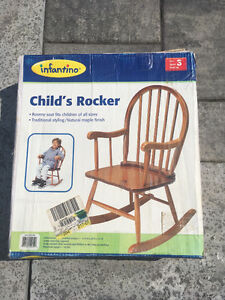 NEW! Childrens Rocking Chair