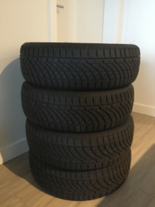 4 Season Tires - For Sale: 195/65R15 Hankook Kinergy 4S