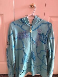 Authentic Christian Audigier hoodie London Ontario image 2