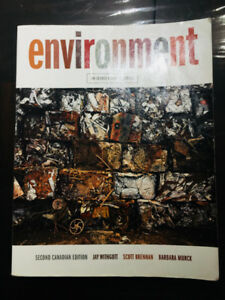 Environment, The science behind the stories 2 (second) Edition