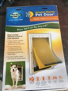 Doggy door new in box