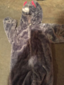 Reduced Halloween Cat costume for toddler