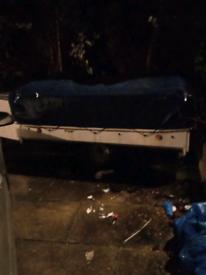 Trailer tent 2 double bedroom plus sitting area