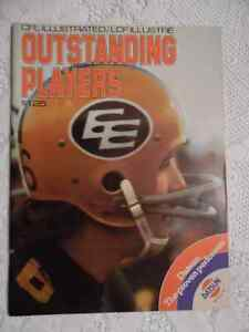 CFL OUTSTANDING PLAYERS PROGRAM