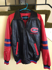 Men's Montreal Canadians Officially Licensed Jacket
