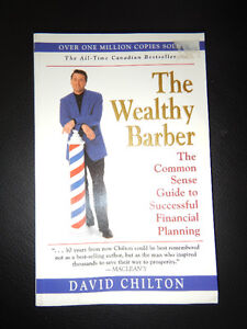 The Wealthy Barber, by David Chilton, $3