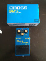 BOSS, other Pedals, and more, for Sale or Trade