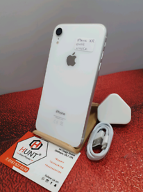 IPhone XR 64gb Unlocked Immaculate Condition white colour