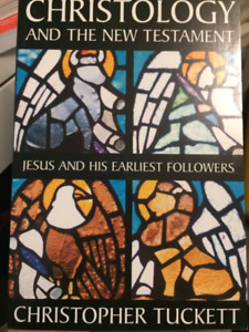 Christology & the New Testament by Tuckett