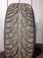Hancook 215/50/17 winter tires