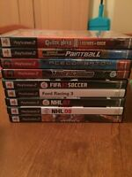 PlayStation 2 Games in Good Shape