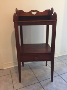 Antique East Coast Wash Stand