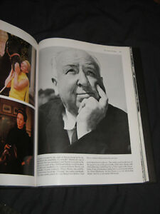 The Films of Alfred Hitchcock COFFEE TABLE BOOK Belleville Belleville Area image 9