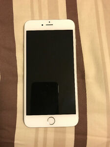 iPhone 6S Plus Silver 16GB Rogers with Apple Care