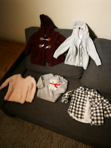 6 to 9 mth clothes Lot 1