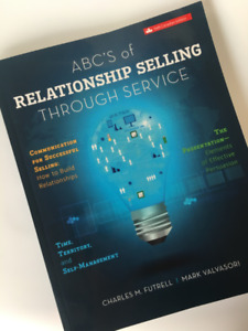 ✪ ABC's of Relationship Selling Through Service ✪ Print text