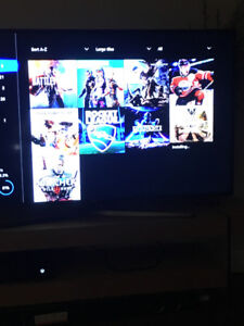 Xbox One for sale, 2 controllers, 60+ games