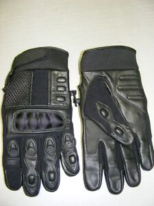 Leather & Mesh - Hot Weather Gloves - NEW at RE-GEAR