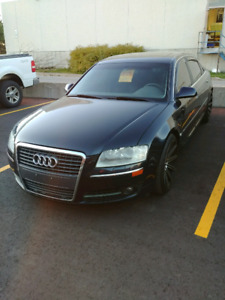 2007 Audi A8L 4.2 Quattro / 180km / Asking $11500