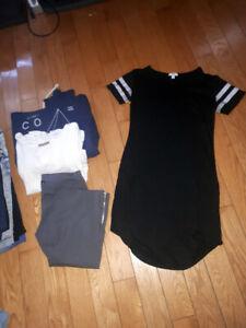 Vêtements pour femmes - Chandails - robe - Hoodie - legging