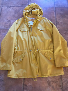 Yellow Spring Coat - new with tags