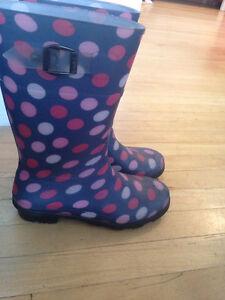 Bottes de pluie KAMIK #4 /KAMIK rain boots #4
