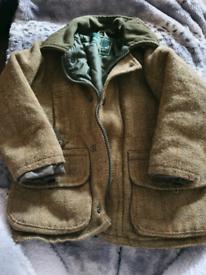 Kids tweed jacket