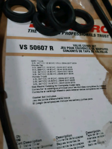 Acura mdx valve cover gasket set VS5067R