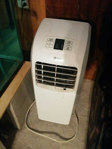LG 8000 BTU Portable Air Conditioner