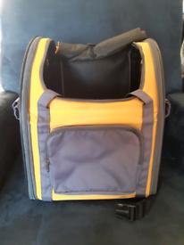 Brand new dog/cat backpack carrier.